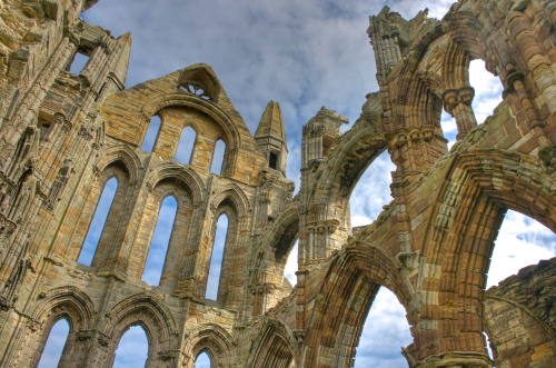 [Mike Peel  - Ruins of Whitby Abbey, Whitby, England]